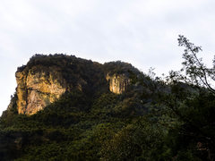 Rock Climbing Photo: Lion's head mountain