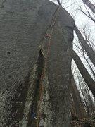 Rock Climbing Photo: Aid boulder