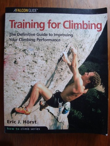 Training for Climbing.