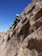 Rock Climbing Photo: 5.fun