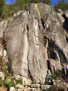 Rock Climbing Photo: Phlegmish Dance