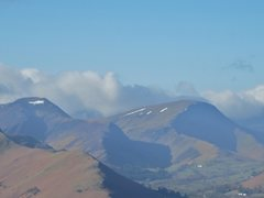 Rock Climbing Photo: Looking into the Newlands Valley from Latrigg