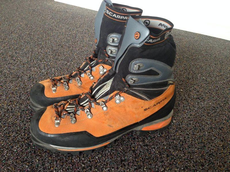 Mont Blanc Pro GTX