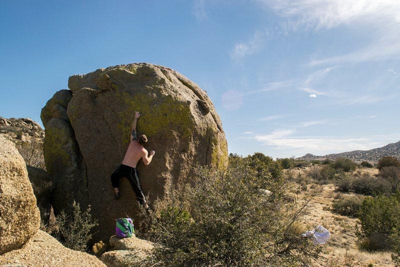 Rock Climbing Photo: unnamed