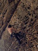 Rock Climbing Photo: Twinkie