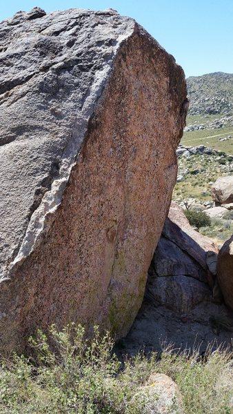 Rock Climbing Photo: Mythic