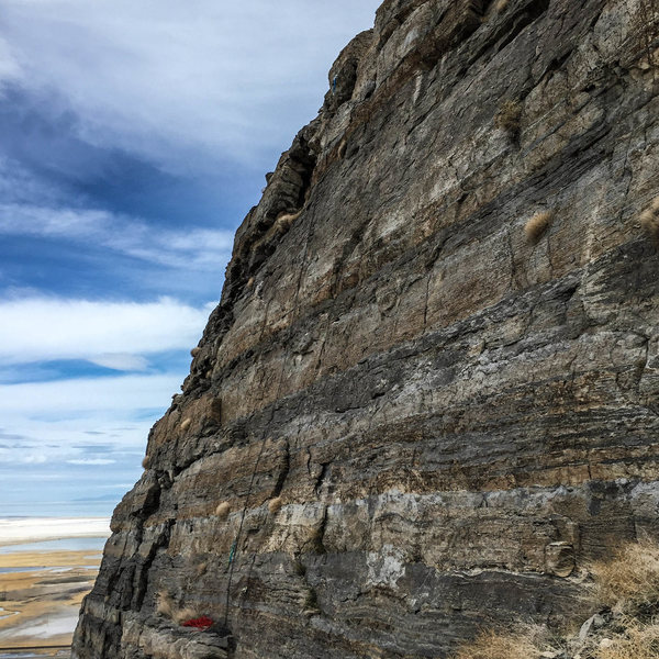 Hit this route over the Easter weekend. Really cool spot. I believe this image is of the route described.