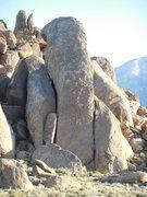 Rock Climbing Photo: Arizona Dome