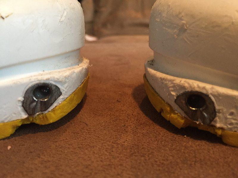 pin holes 2