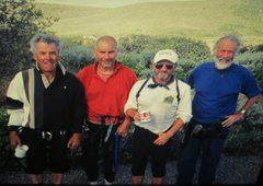Rock Climbing Photo: Black Canyon of Gunniston ..after first ascent // ...
