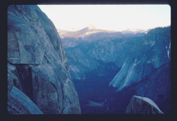 lost Arrow Spire, Yosemite