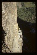 Rock Climbing Photo: Lost Arrow Spire, Yosemite
