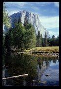 El Cap, Merced River