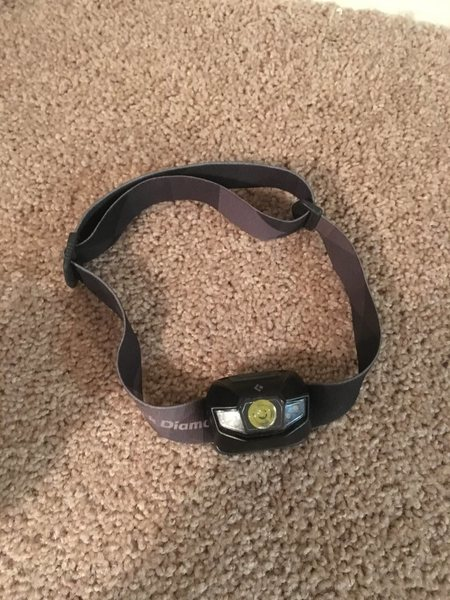 Great condition BD Spot Headlamp, nothing wrong with it. $20