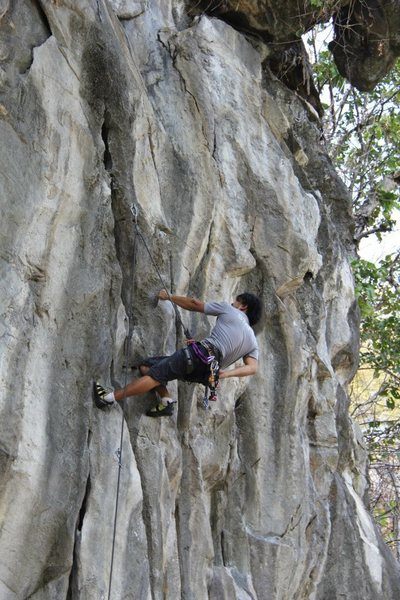 Rock Climbing Photo: Song of Stone