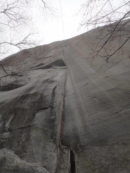 Rock Climbing Photo: brain dead
