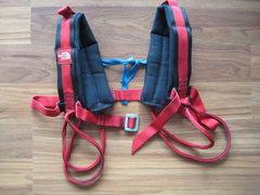 Rock Climbing Photo: chest harness gear sling