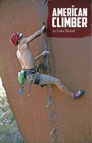 Rock Climbing Photo: New Book Cover