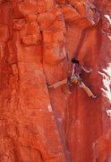 Rock Climbing Photo: sweet stemming
