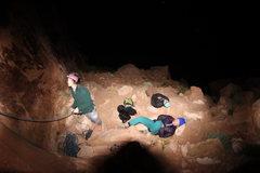 Rock Climbing Photo: Night Send for the big 20 birthday yarr! Merry bir...