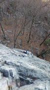 Rock Climbing Photo: Ursula, Gunks, NY