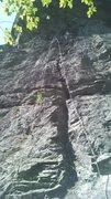Rock Climbing Photo: Awesome climb!