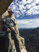 Rock Climbing Photo: Granite Mountain After the Candyland traverse unde...