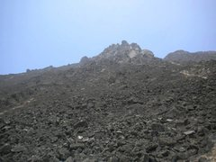 Rock Climbing Photo: Its about a 20 minute hike from the parking lot to...