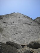Rock Climbing Photo: Didn't get to climb this one due to time restricti...