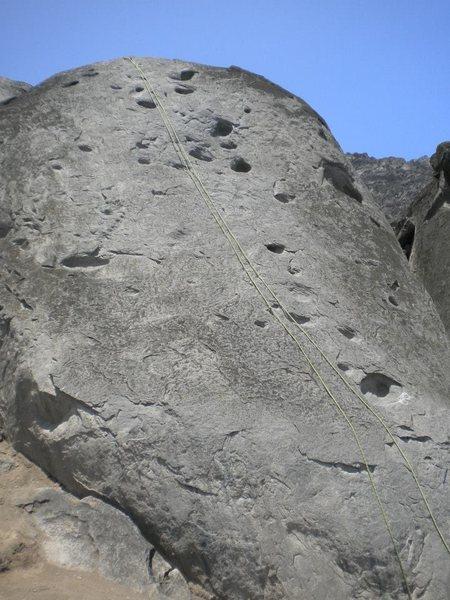 Rock Climbing Photo: Great climbing in Peru!