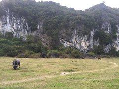 Rock Climbing Photo: Butterfly Valley, Vietnam