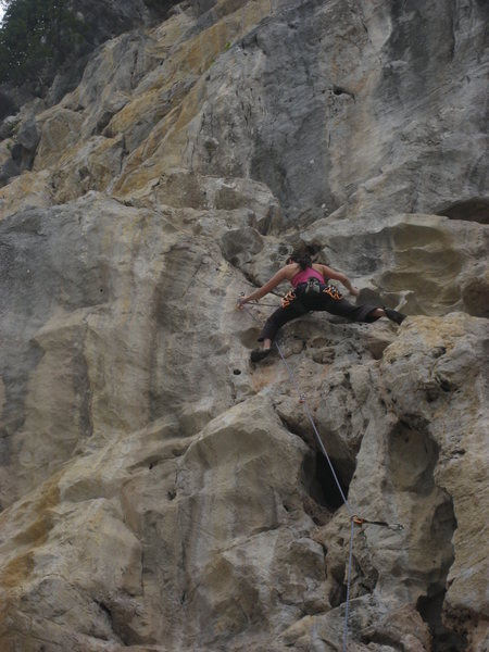 Rock Climbing Photo: Tiger Beach, Vietnam