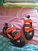 Scarpa shoes