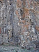 Rock Climbing Photo: Belay from the platform. Anchor to avoid an accide...