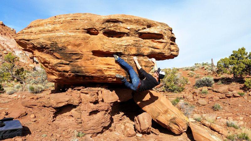 Rock Climbing Photo: Beer n' Cookies