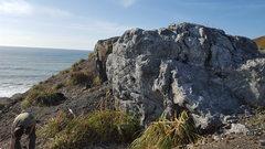 Rock Climbing Photo: Two boulders