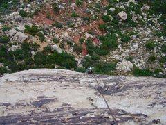 Rock Climbing Photo: Johnny Vegas.