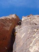 Rock Climbing Photo: Rainbow Buttress.