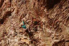 Rock Climbing Photo: Awesome route