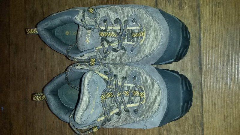 Rock Climbing Photo: Da shoes