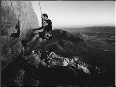 Rock Climbing Photo: Tyler Mugg Captured this last week.