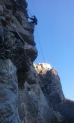 Rock Climbing Photo: the rap, Unleash the Kraken