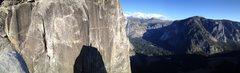 Rock Climbing Photo: Top o' LAS