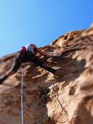 "Rock Climbing Photo: ""The Fetus"" Joshua Tree California"