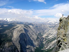 Rock Climbing Photo: Half Dome.
