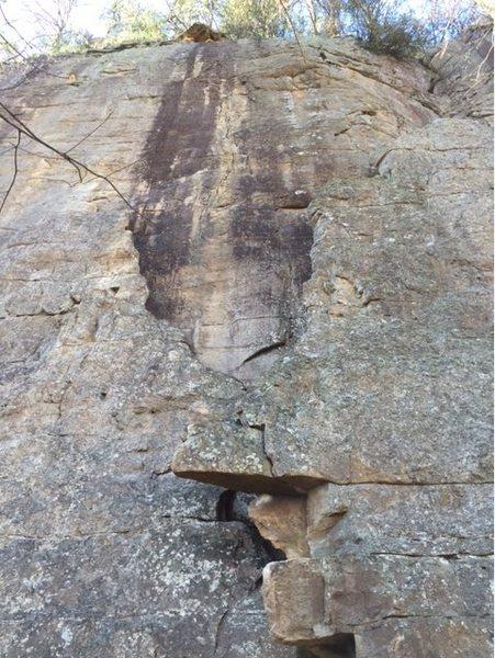 Rock Climbing Photo: Fantastic climb!