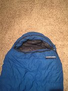 Rock Climbing Photo: sleeping bag 1/3