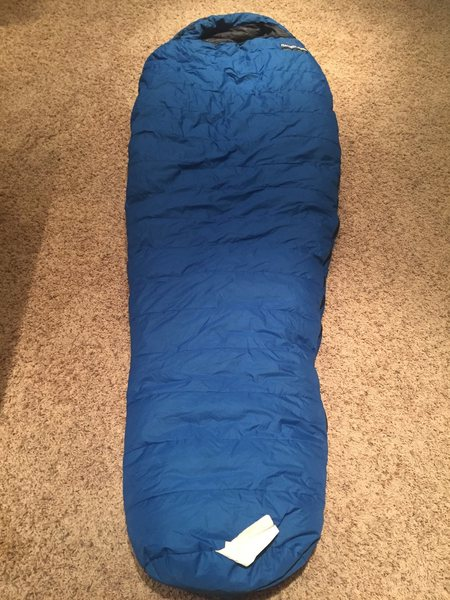 Rock Climbing Photo: sleeping bag 2/3