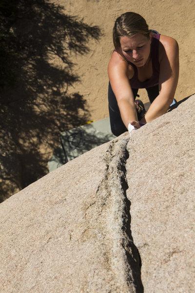 Rock Climbing Photo: Laps on laps on laps