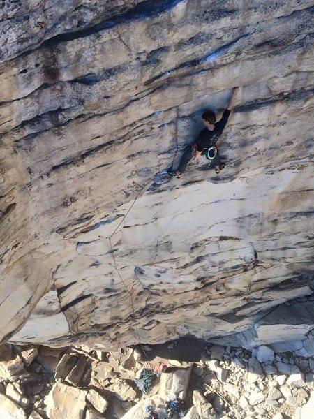 Rock Climbing Photo: Masuko 5.11